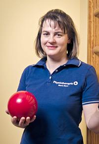 Physiotherapeutin Anja Girke