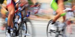 Sportphysiotherapie für Radsportler