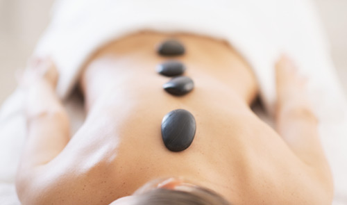 Hotstone- Massage